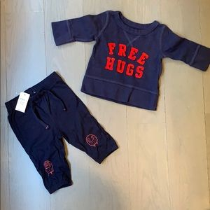 Gap set size 3-6m